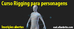 Curso Rigging de personagens